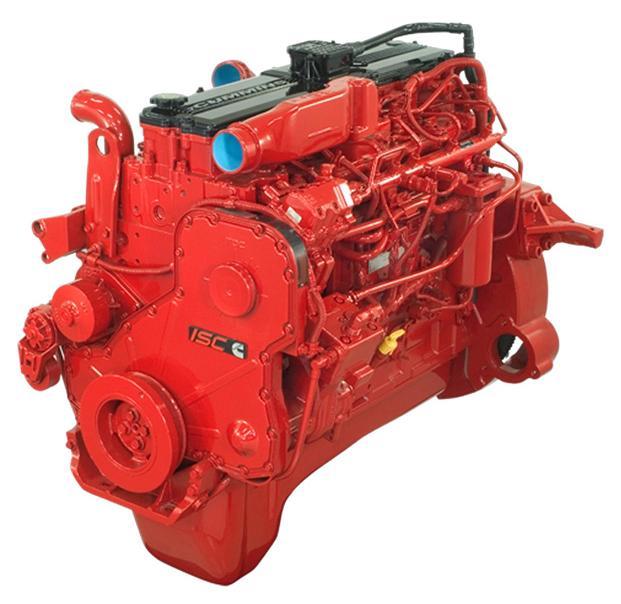 Motor ISC Cummins